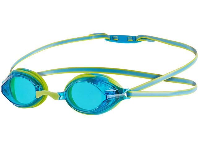 speedo Vengeance Simglasögon Barn gul blå - till fenomenalt pris på ... a1b05f7cdb51d